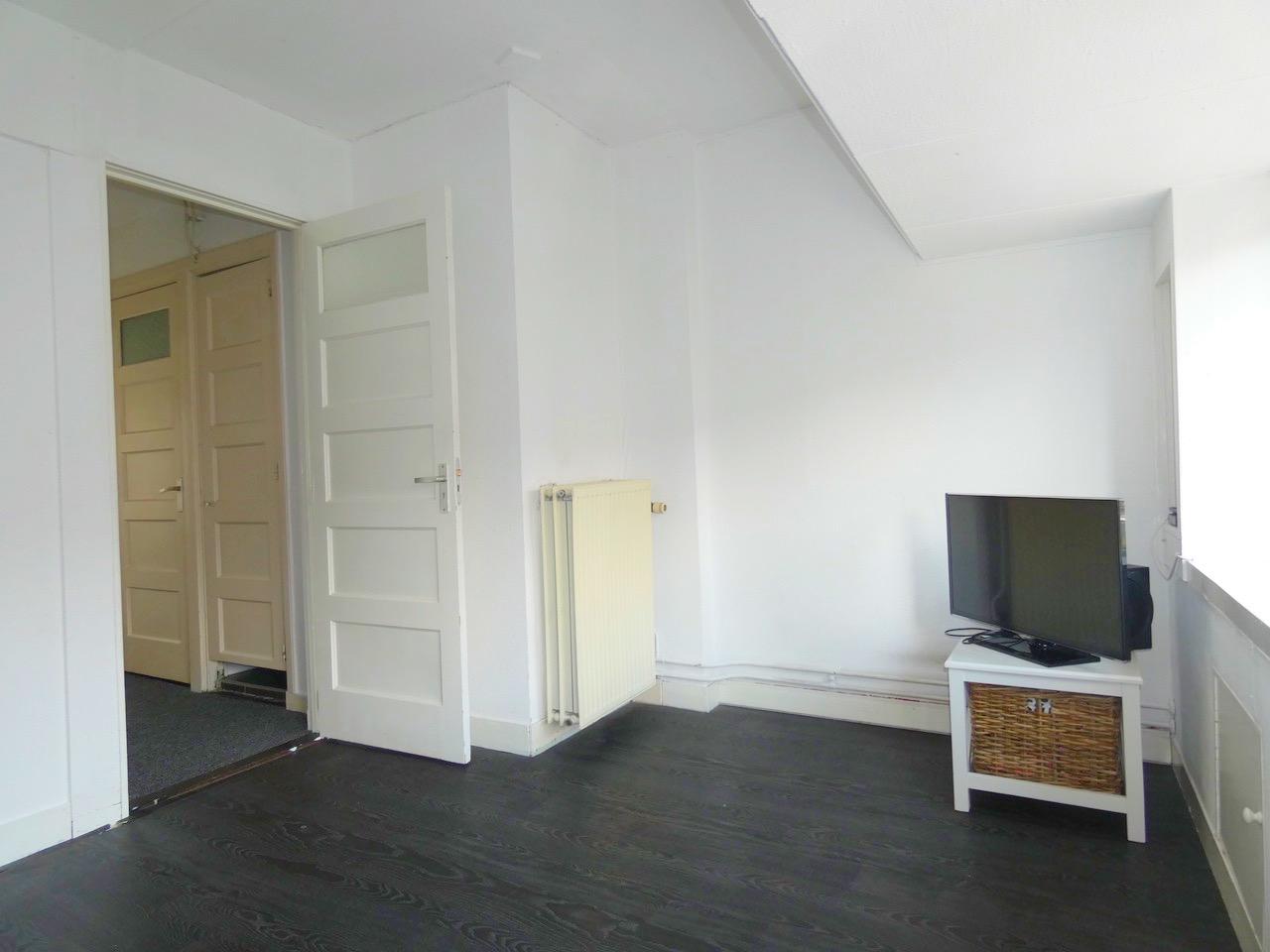 Zelfstandige studio appartement met huurtoeslag!