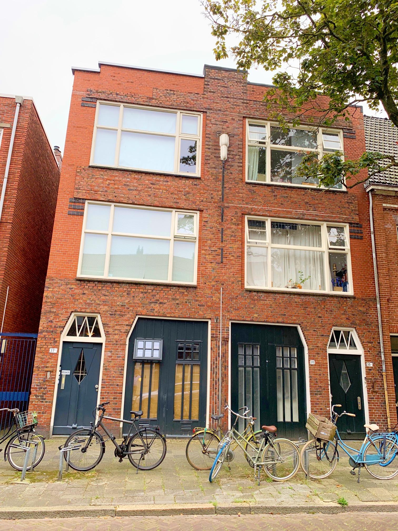 Prachtige zelfstandige studio in de Korrewegwijk